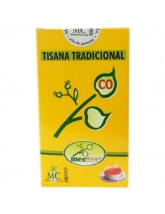Tisanas Tradicionais   CO...